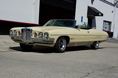 1970 Pontiac Bonneville for sale 100009786