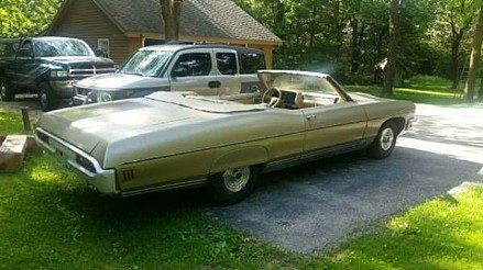 1970 Pontiac Bonneville for sale 100886543