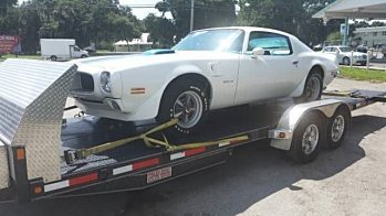 1970 Pontiac Firebird for sale 100825144