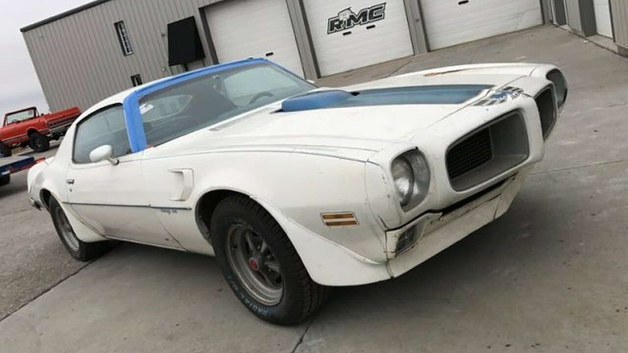 1970 Pontiac Firebird for sale 100984281