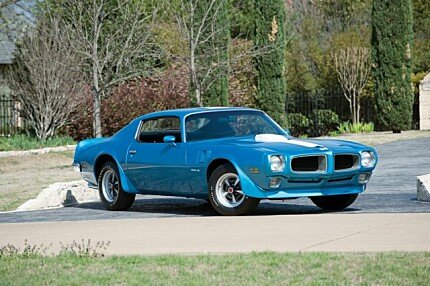 1970 pontiac firebird for sale 100857155 - Old American Muscle Cars For Sale