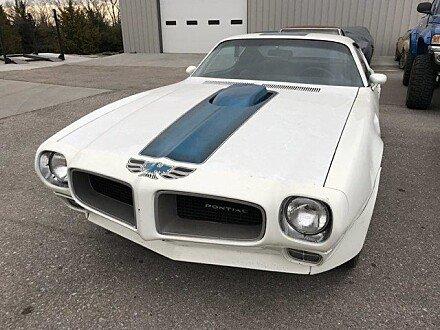 1970 Pontiac Firebird for sale 100867009