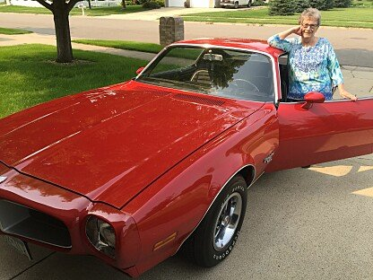 1970 Pontiac Firebird for sale 100890859