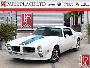 1970 Pontiac Firebird for sale 101032407