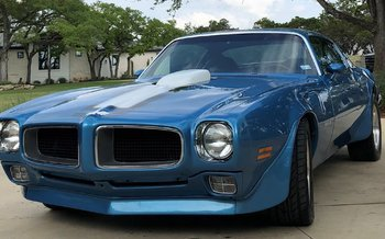 1970 Pontiac Firebird Trans Am for sale 100973361