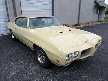 1970 Pontiac GTO for sale 100738891