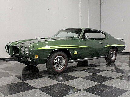 1970 Pontiac GTO for sale 100760486