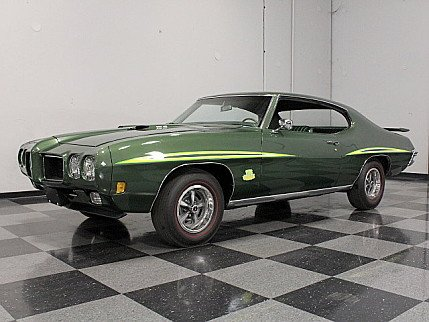 1970 Pontiac GTO for sale 100763613