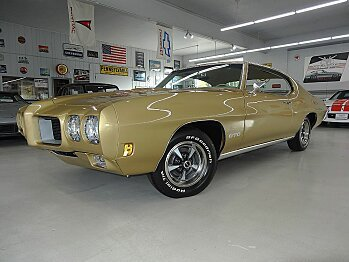 1970 Pontiac GTO for sale 100798941