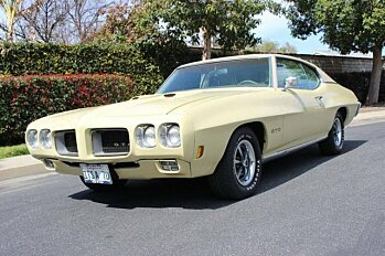 1970 Pontiac GTO for sale 100856720