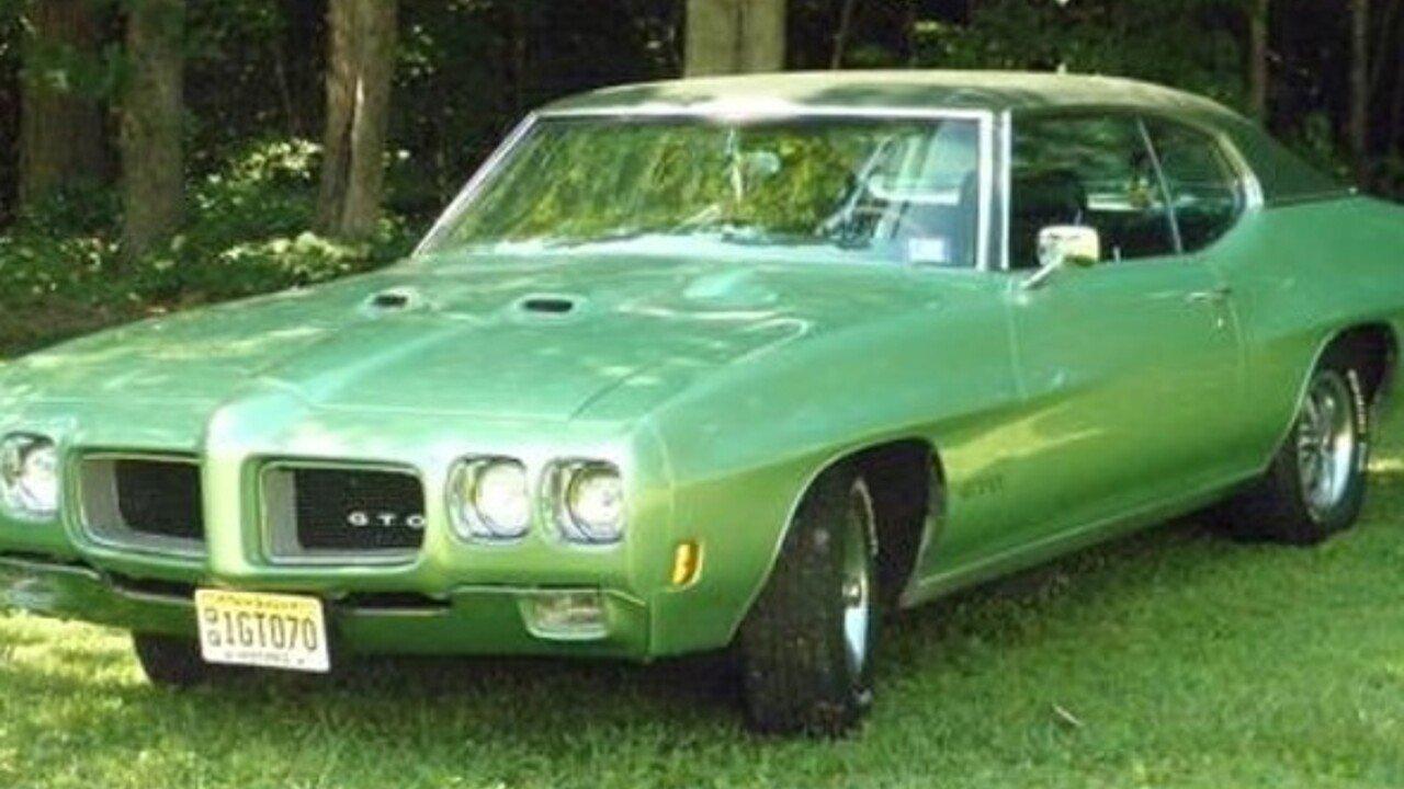 1970 Pontiac GTO for sale near LAS VEGAS, Nevada 89119 - Classics on ...