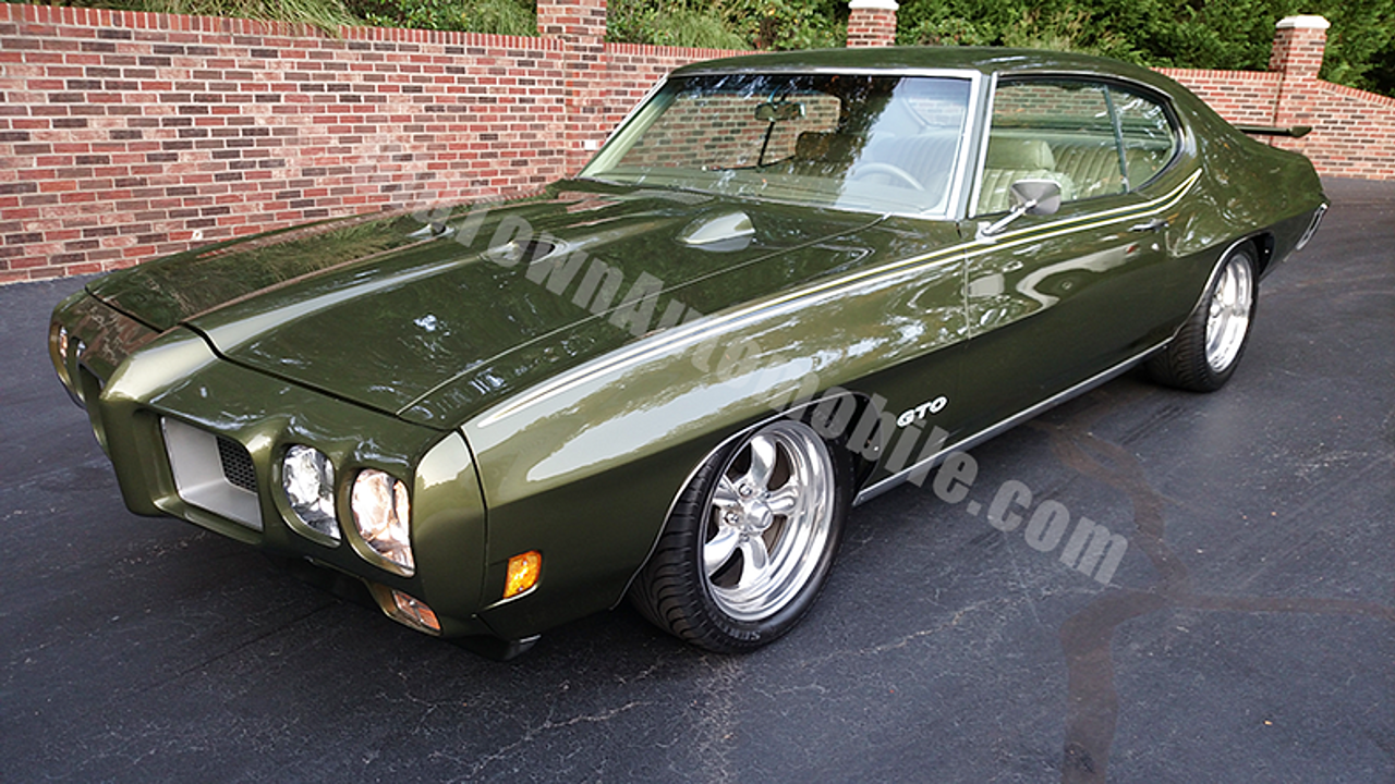 1970 Pontiac GTO for sale near Huntingtown, Maryland 20639 ...