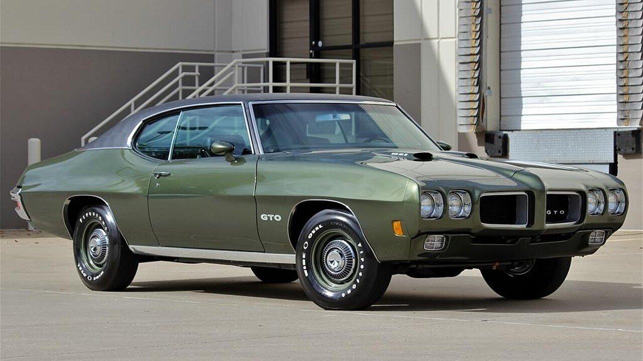 1970 Pontiac GTO for sale near Lenexa, Kansas 66219 - Classics on ...