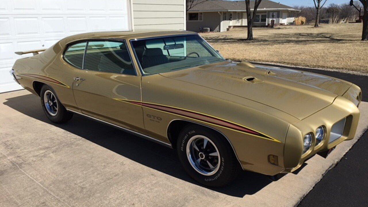 1970 Pontiac GTO for sale near Emporia, Kansas 66801 - Classics on ...