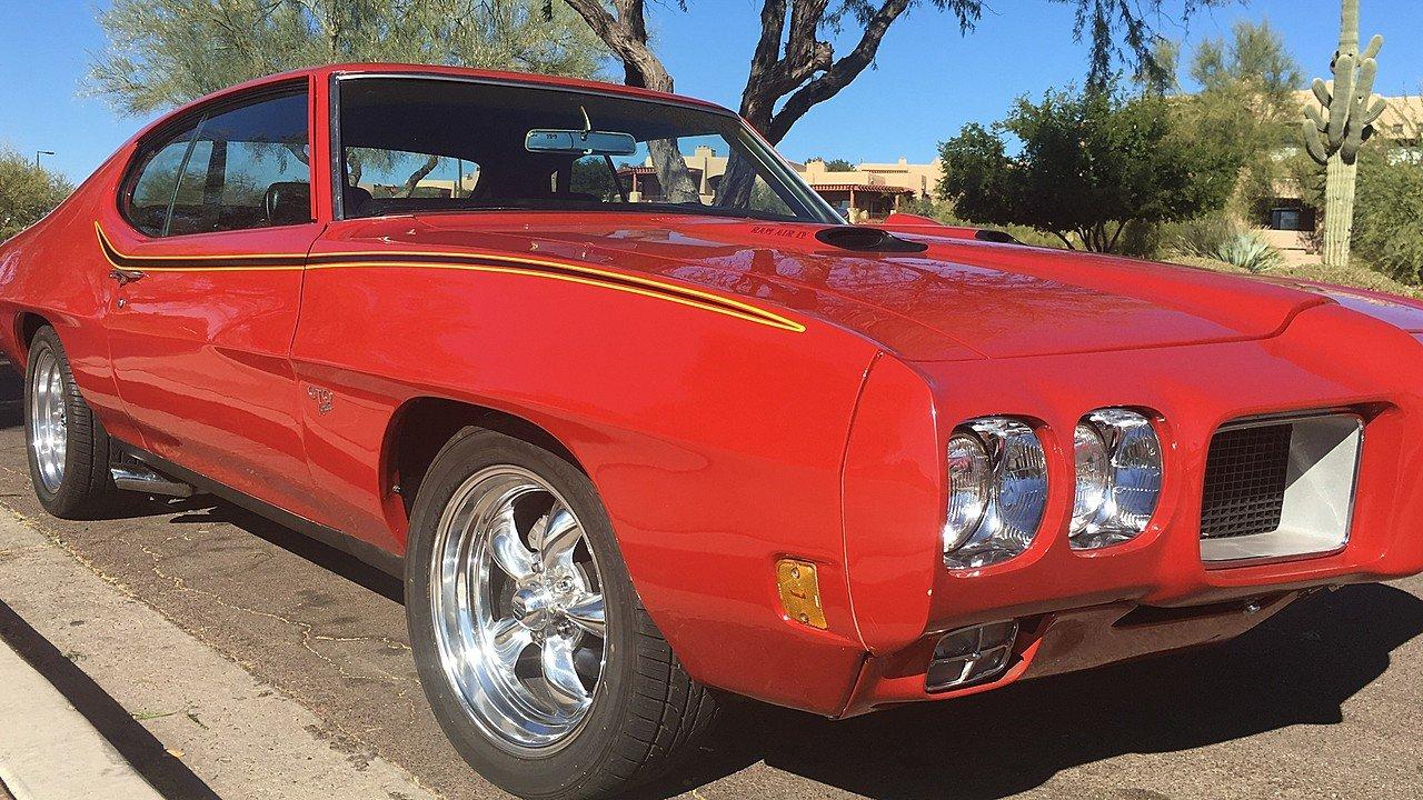 1970 Pontiac GTO for sale near Fountain Hills, Arizona 85268 ...