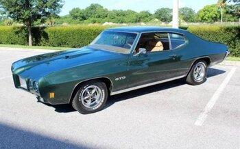 1970 Pontiac GTO for sale 100885521