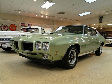 1970 Pontiac GTO for sale 100892606