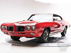 1970 Pontiac GTO for sale 100899365