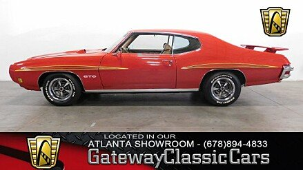 1970 Pontiac GTO for sale 100921708