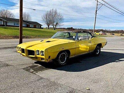 1970 Pontiac GTO for sale 100927221
