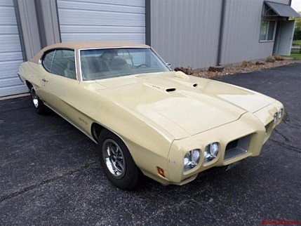 1970 Pontiac GTO for sale 100931878