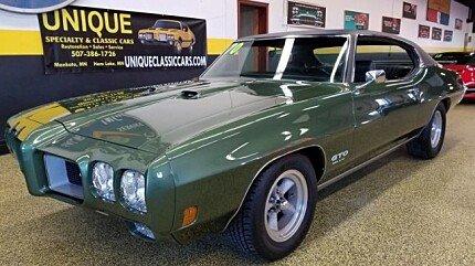 1970 Pontiac GTO for sale 100942272
