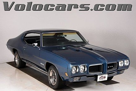 1970 Pontiac GTO for sale 100959895