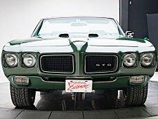 1970 Pontiac GTO for sale 100965785