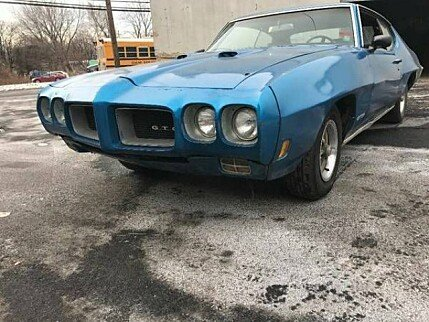 1970 Pontiac GTO for sale 100968753