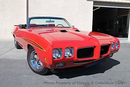1970 Pontiac GTO for sale 100971945