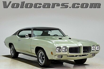 1970 Pontiac GTO for sale 100974064