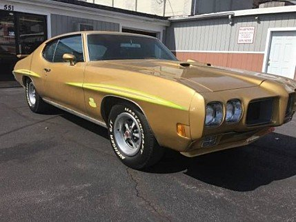 1970 Pontiac GTO for sale 100986513