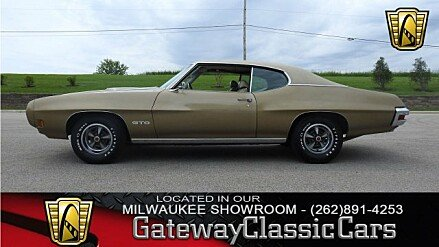 1970 Pontiac GTO for sale 100993860