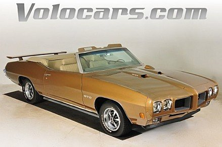1970 Pontiac GTO for sale 100996247