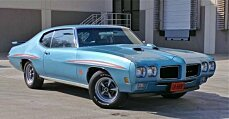 1970 Pontiac GTO for sale 101000200