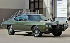 1970 Pontiac GTO for sale 101000203
