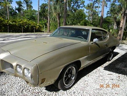 1970 Pontiac GTO for sale 101003632