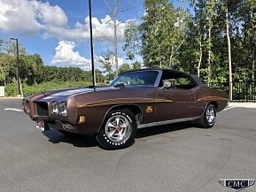 1970 Pontiac GTO for sale 101030010