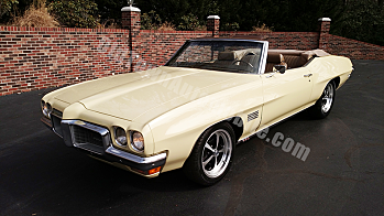1970 Pontiac Le Mans for sale 100849901