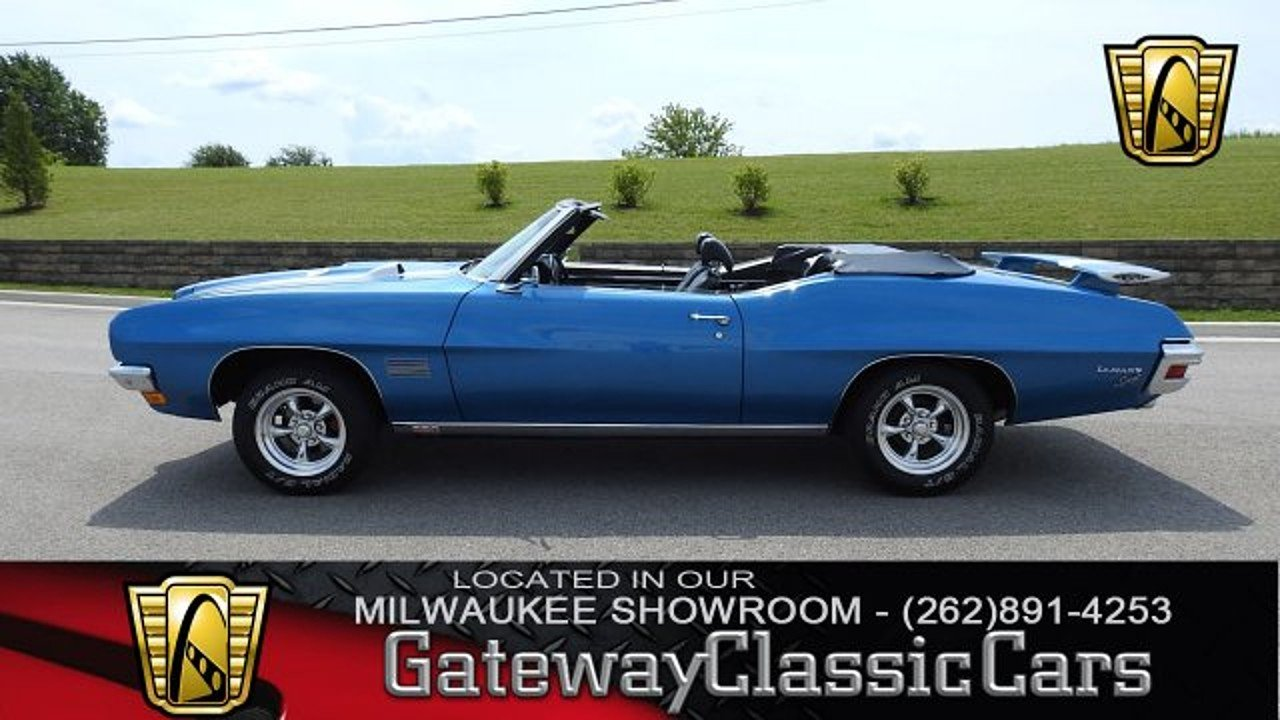 1970 Pontiac Le Mans for sale 100948845