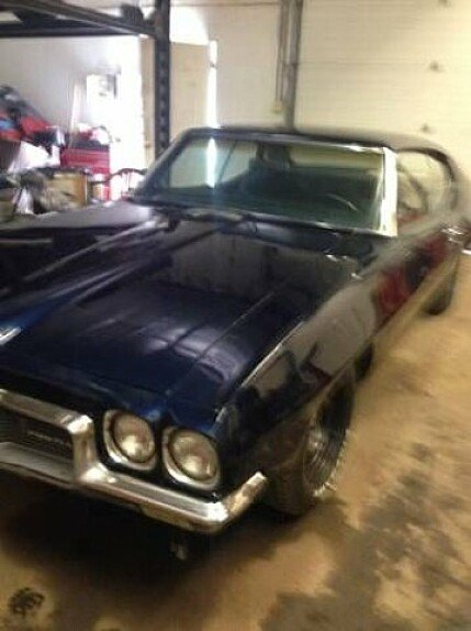 1970 Pontiac Le Mans for sale 100855168