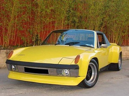 porsche 914 classics for sale classics on autotrader. Black Bedroom Furniture Sets. Home Design Ideas