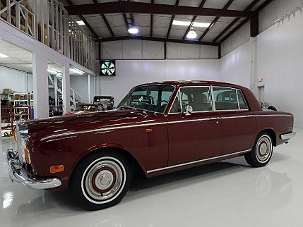 1970 Rolls-Royce Silver Shadow for sale 100756434
