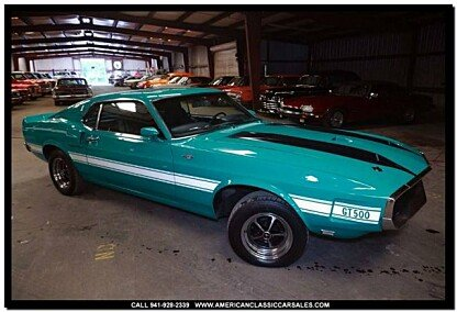 1970 Shelby GT500 for sale 100887686