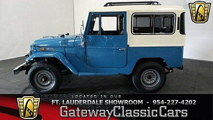 1970 Toyota Land Cruiser for sale 100773463