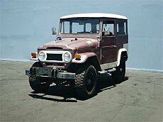 1970 Toyota Land Cruiser for sale 100776850