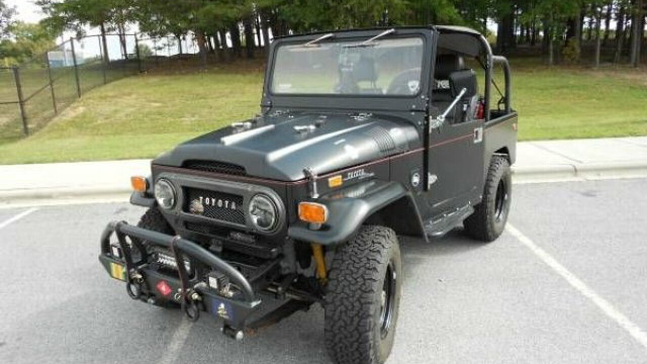 1970 Toyota Land Cruiser for sale 100842918