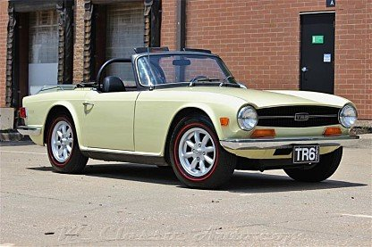 1970 Triumph TR6 for sale 100769857