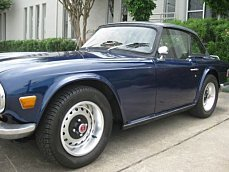 1970 Triumph TR6 for sale 100805566