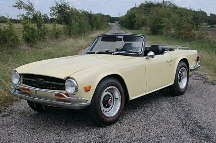 1970 Triumph TR6 for sale 100830440